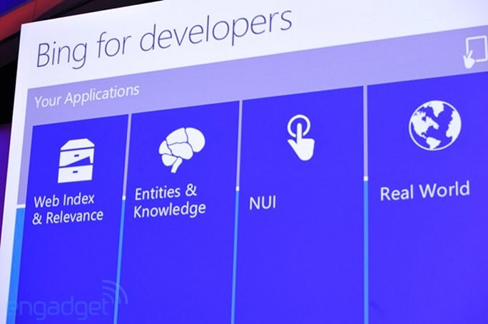 Microsoft launches Bing platform for developers