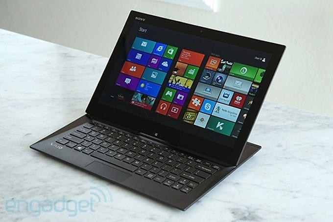 Sony VAIO Duo 13 review: a much-improved take on the Windows 8 slider