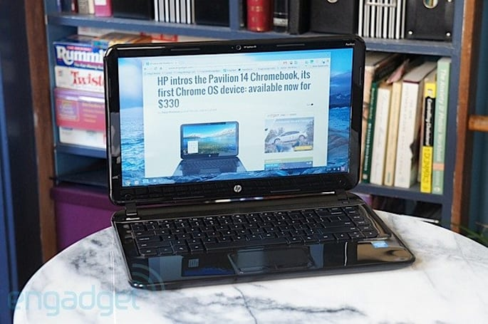 HP Pavilion 14 Chromebook review: a first attempt at Chrome OS that cuts too many corners