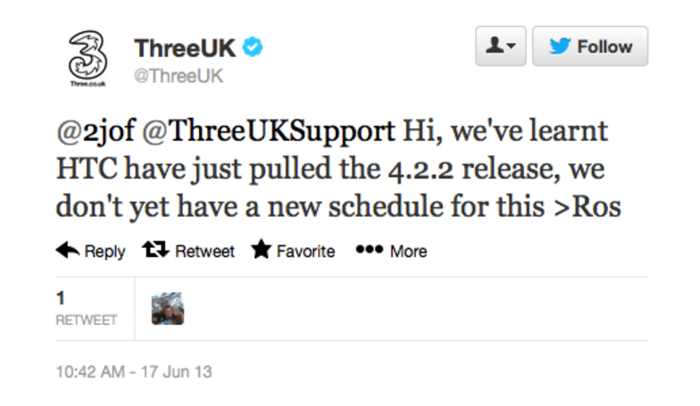 HTC confirms Android 4.2 is still coming to the One, despite rumors to the contrary