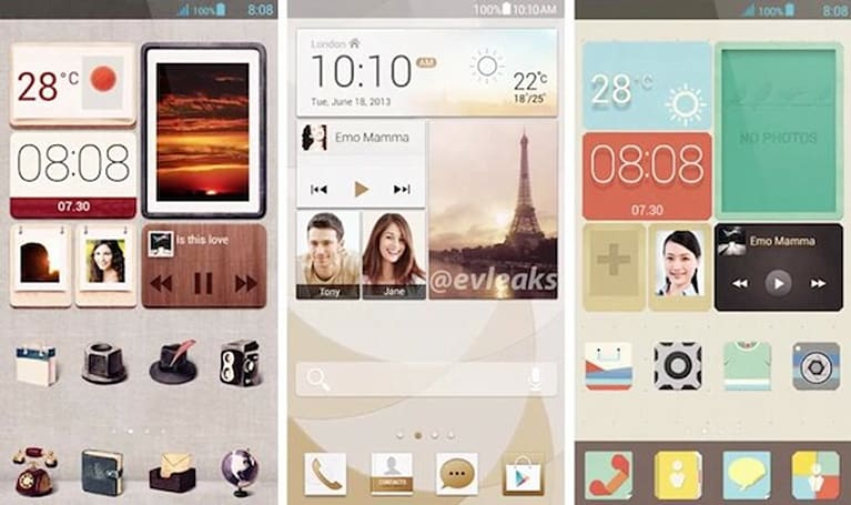 Huawei Ascend P6 specs leaked: 1.5GHz quad-core, 6.18mm thick, 4.7-inch 720p display
