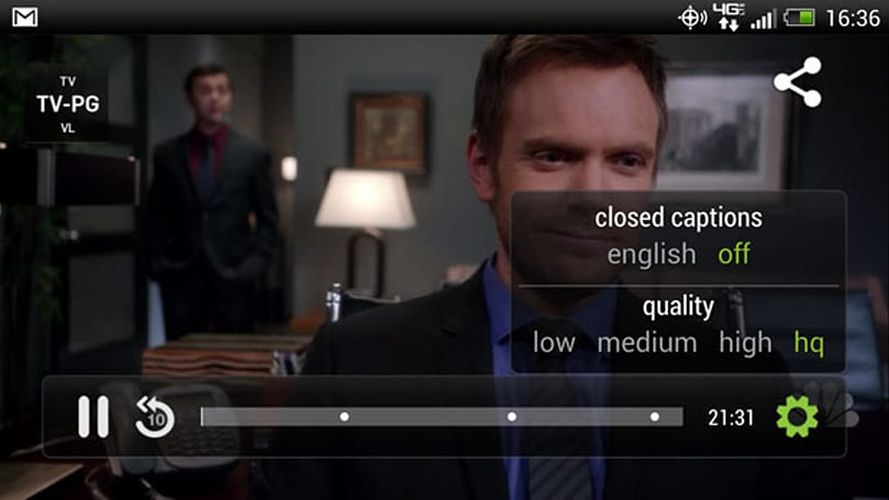 Hulu Plus update for Android adds higher quality playback for select devices