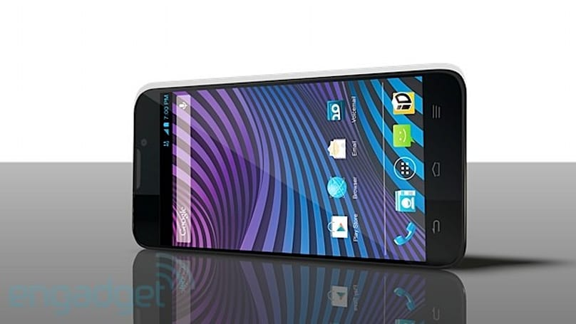Sprint Vital leaks out: 5-inch HD display, 1.5GHz dual-core processor, 13MP camera, Android 4.1 (video)