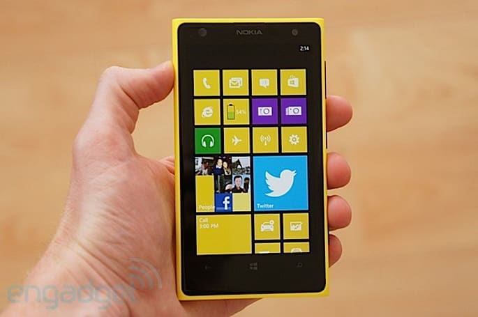 PSA: the Nokia Lumia 1020 arrives in the UK today (updated)