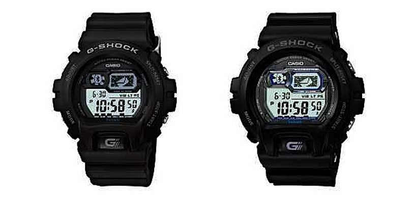 Casio's new G-Shock watches pack Bluetooth, music remote control