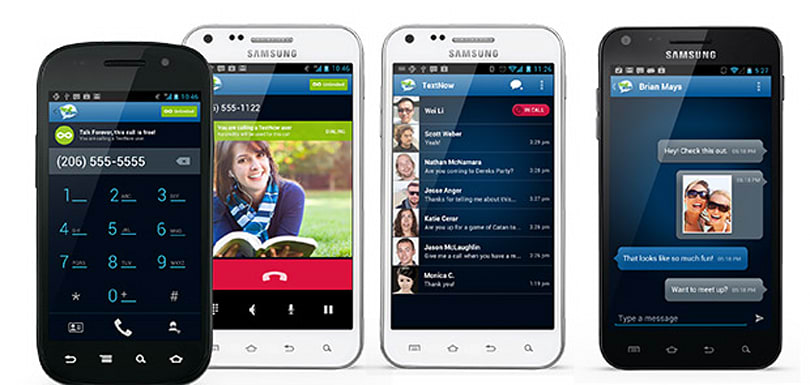 TextNow launches IP-based mobile phone service starting at $19 per month