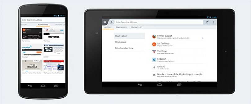 Mozilla previews new, cleaner Firefox for Android UI on Nightly build