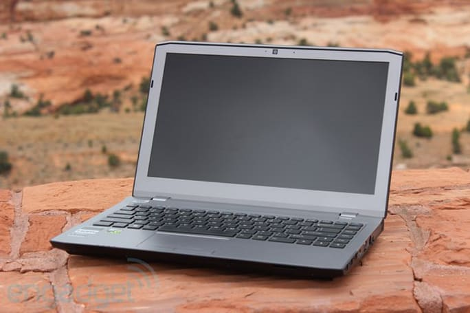 Digital Storm Veloce review: Clevo's new gaming laptop is cheap, powerful, flawed