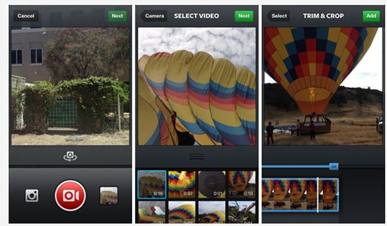 Instagram 4.1 update lets you import videos from your media library