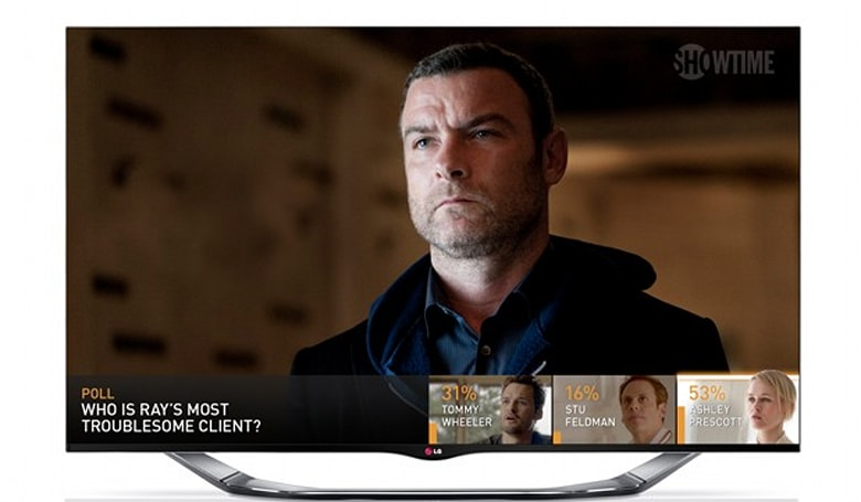 LG and Showtime join forces to help you contextualize 'Dexter,' 'Ray Donovan'