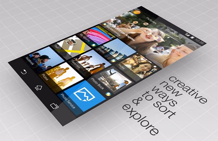 Sony rolls out updates for its Walkman, Movies and Album apps (video)