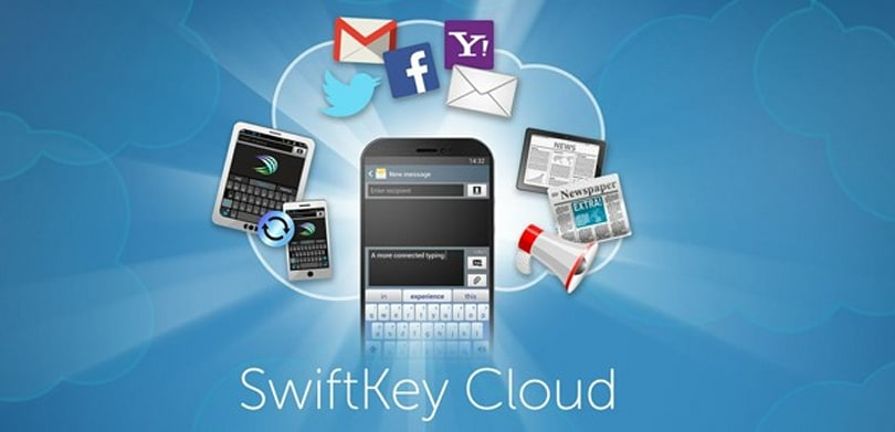SwiftKey Cloud exits beta, available as free update in version 4.2