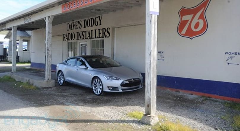 Tesla offering cold weather package for Model S, gouges you for XM satellite radio