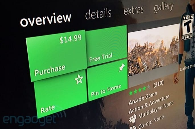 Microsoft pushing Xbox 360 update allowing Xbox Live purchases with real money (update: too soon)