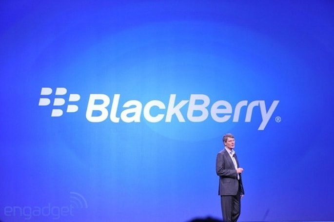 WSJ: BlackBerry expected to cut up to 40 percent of its workforce by year's end
