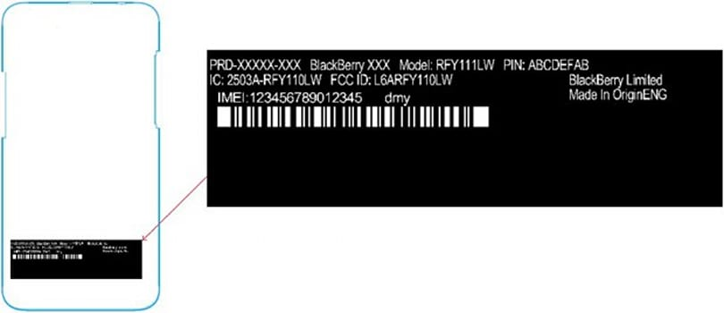 BlackBerry Z30 reaches the FCC with Canada-ready LTE