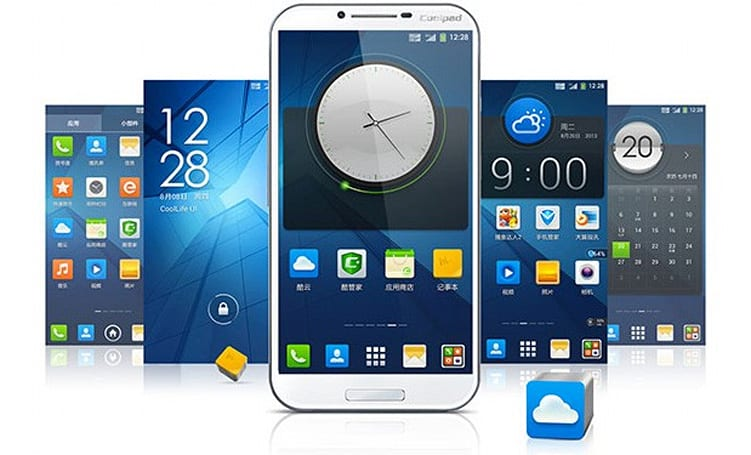 Coolpad intros 5.9-inch Magview 4 phone with CoolHub and cWatch accessories