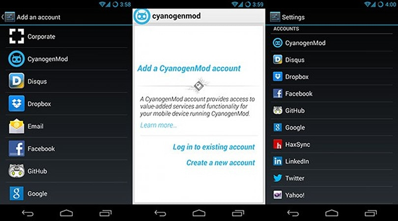 CyanogenMod 10.1.3 arrives with remote find and wipe capabilities