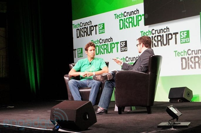 GoPro CEO Nicholas Woodman on building a Google Glass-style wearable: don't count on it