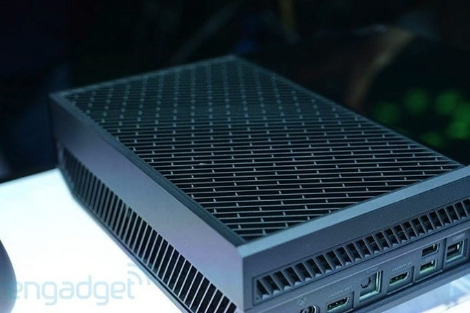 Xbox One swings into full production for November release, gets a CPU boost