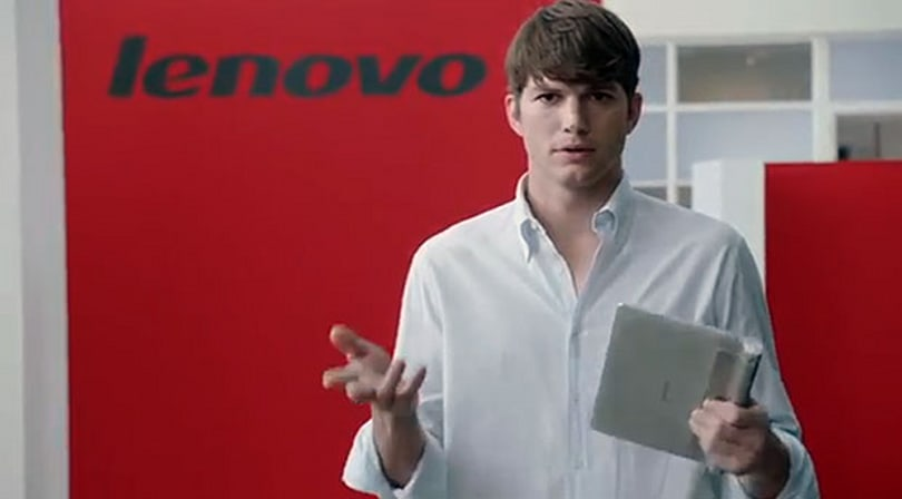 Lenovo and Ashton Kutcher team up on special edition phones, due out this year