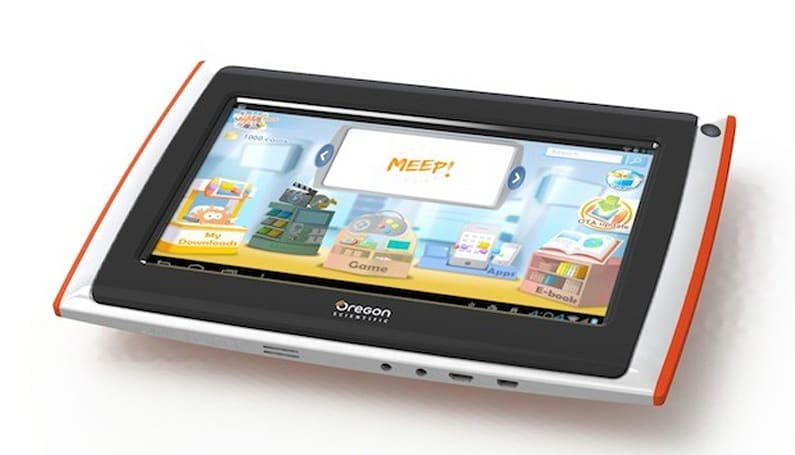 Oregon Scientific's MEEP! X2 kid-friendly tablet can be yours today for $150