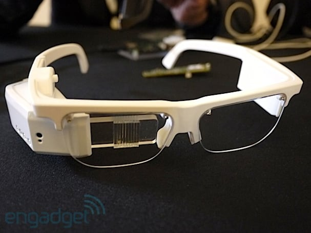 Optinvent Ora AR glasses boasts 'Flip-Vu' dual position display, aims to take on Google (hands-on)