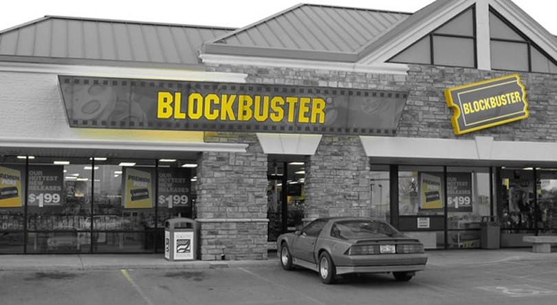 Blockbuster to shutter remaining US retail stores, accept the inevitable