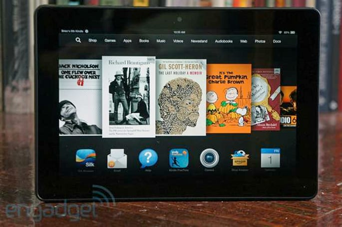Goodreads and Second Screen integration finally hitting Kindle Fire HD and HDX