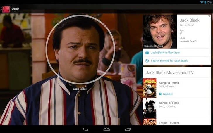 If you're in the UK, you, too, can now view Google's info cards within the Play Movies app