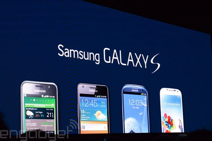 Samsung has sold more than 200 million Galaxy S smartphones