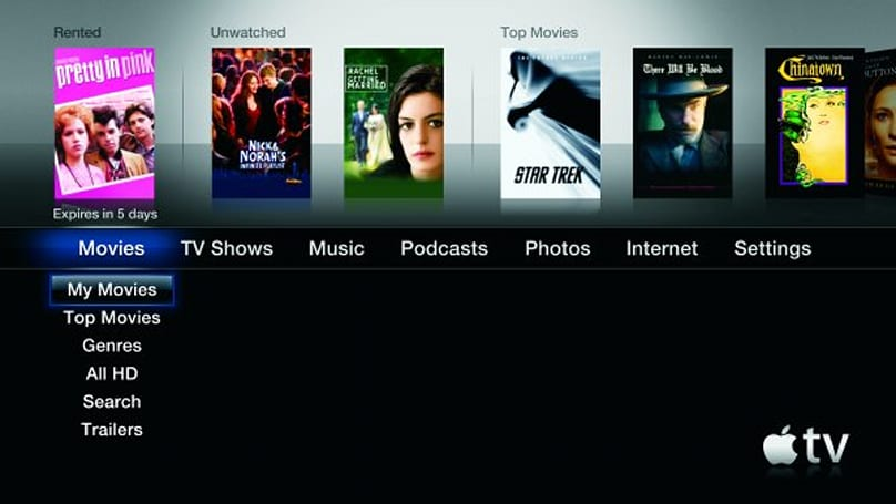 Apple TV 3.0 software update is out, with iTunes Extras, LP & Genius in tow