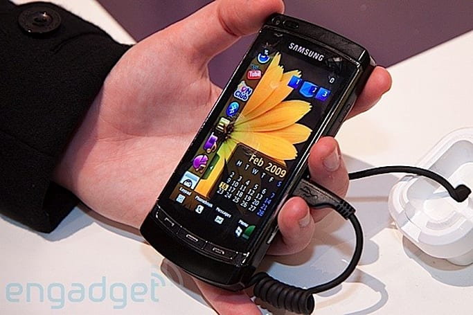 Samsung Omnia HD i8910 reviewed in the glow of the AMOLED screen
