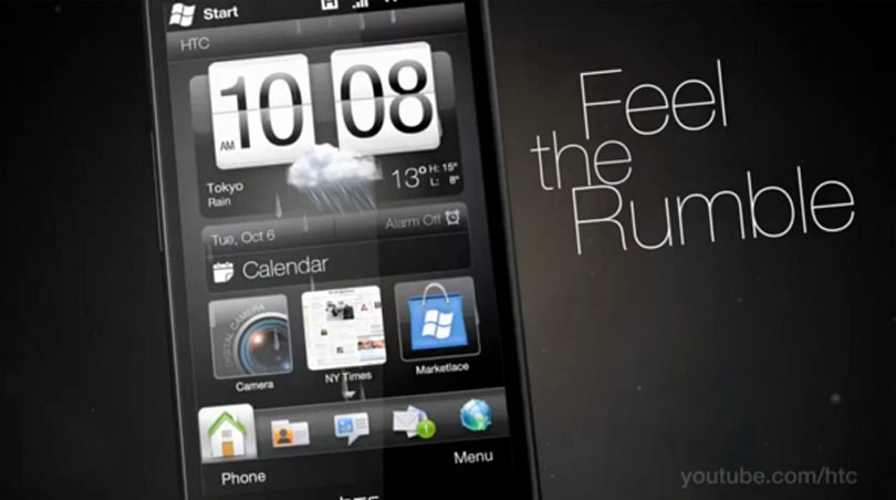HTC HD2 gets itself a promo video and a website