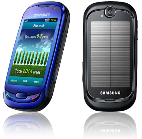Samsung's solar Blue Earth launching in Sweden this month, elsewhere soon
