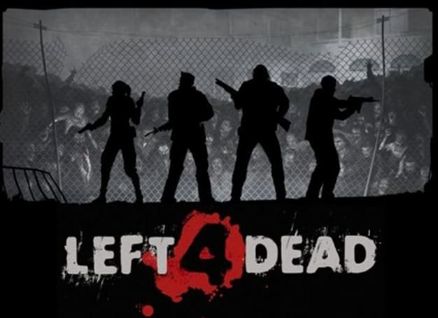 Today's most interesting shaky cam footage: Left 4 Dead at showdownLAN