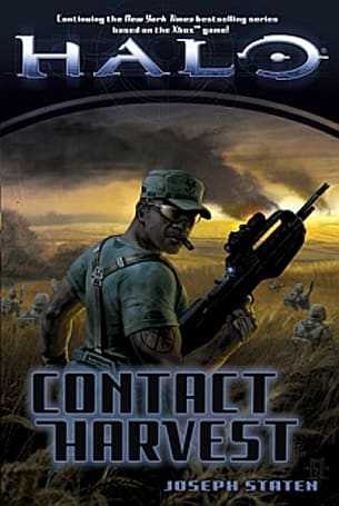 Halo: Contact Harvest lands #3 on NY Times list