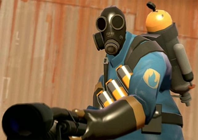 Team Fortress 2 Pyro update coming Thursday
