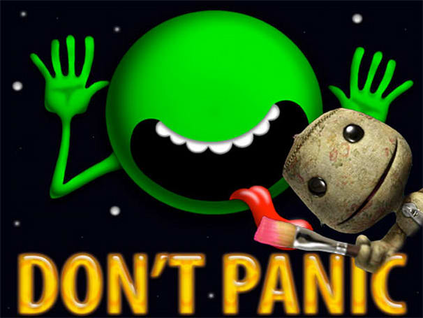 Don't Panic! Stephen Fry provides LittleBigPlanet narration