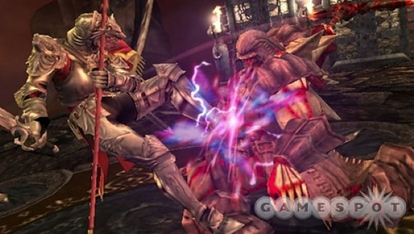 One more thing: Soulcalibur Broken Destiny heading to PSP