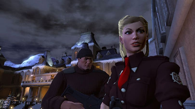 Impressions: The Agency (PS3/PC)