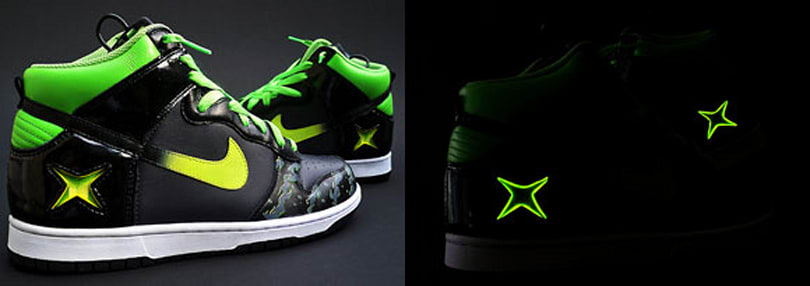 $2,500 Xbox shoes, screaming with class