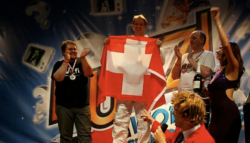 Swiss gamer comes out on top as Buzz! World Champion