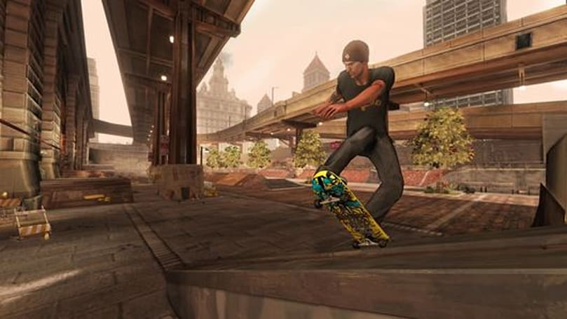 Topic: skate-3 articles on Engadget