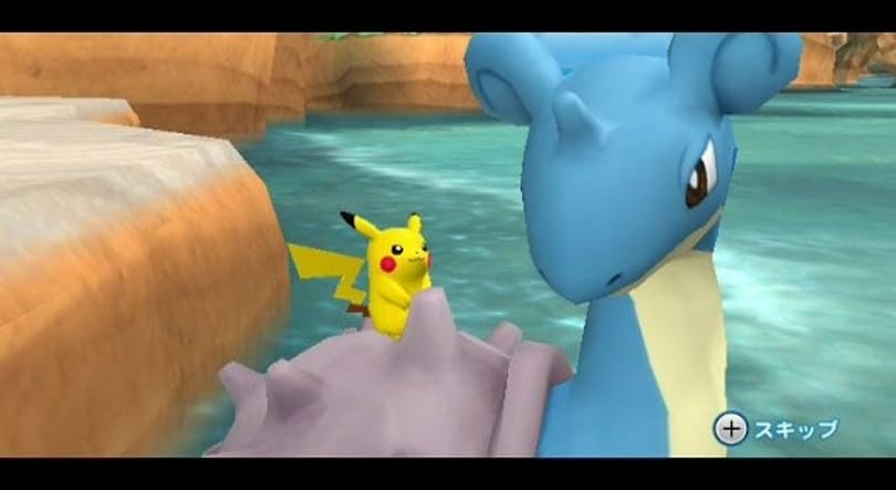PokePark 2: Beyond the World coming to Wii this fall