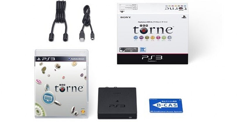 PS3's Torne DVR launching in Japan March 18