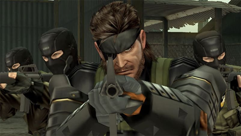 Metal Gear Solid: Peace Walker Collector's Edition costs $50, includes 'exclusive artbook'