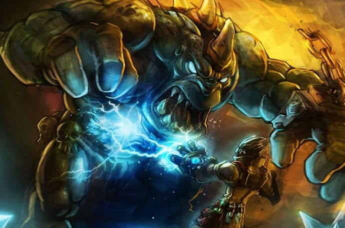 Runic co-founders leave Torchlight dev to form Double Damage Games