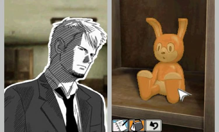 Hotel Dusk sequel and ... Face Training announced for DS in Europe