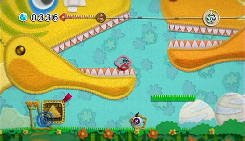 Kirby's Epic Yarn review: Warm and fuzzy